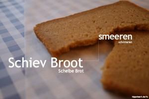 Schiev Broot ©Tim Svenson